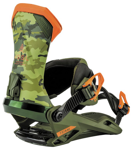 Men's Nitro Team bindings