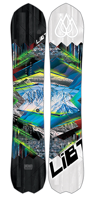 Lib Tech T-Rice Pro FP Gold Member 155cm - Snowboard for Men NEW USED*