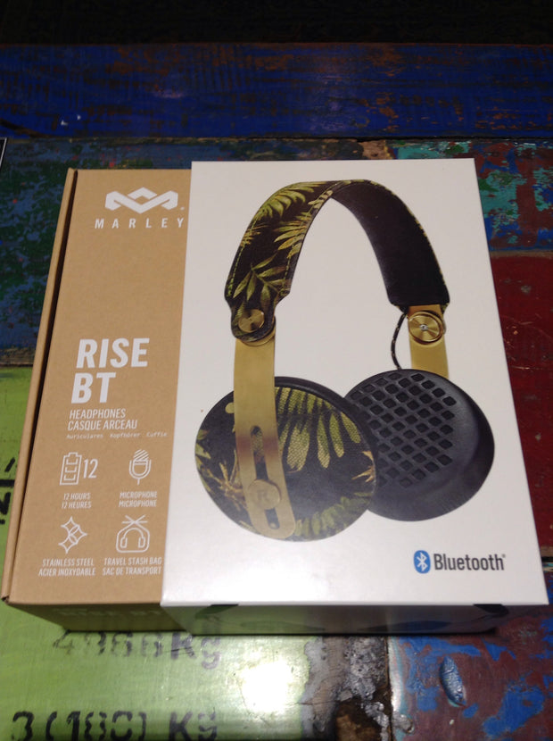 Rise BT Headphones