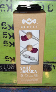 Marley Smile Jamaica Headphones