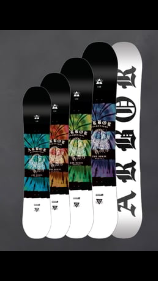 Youth Arbor Helix snowboard