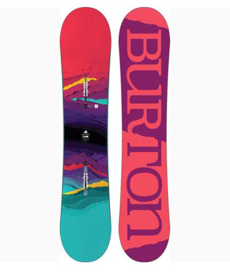 Youth Burton Feels Good Smalls Snowboard