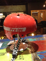 PRO-TEC Bucky Solid Red