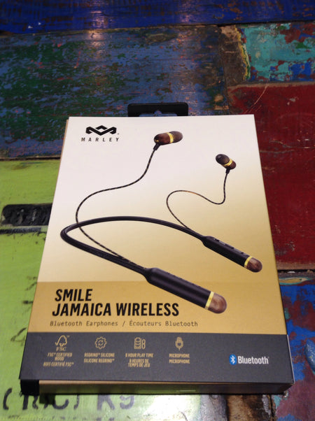 Marley Smile Jamaica Wireless Headphones