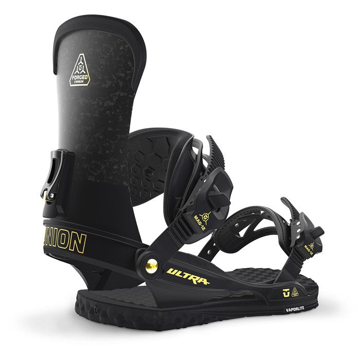 UNION ULTRA SNOWBOARD BINDINGS 2017 Black