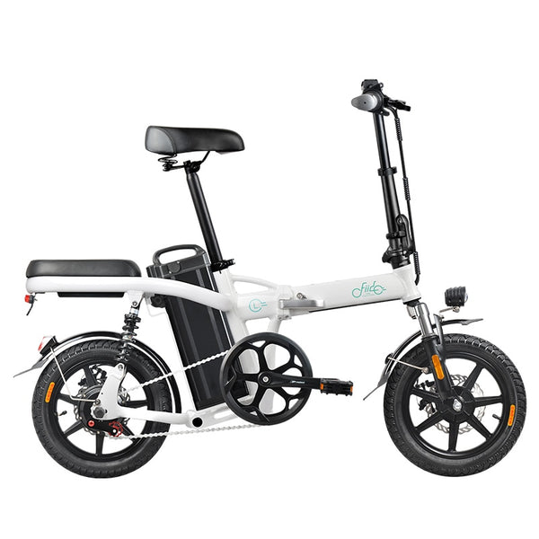 FIIDO L2 14 inch Electric Bicycle Smart 20Ah Folding Moped E-bike
