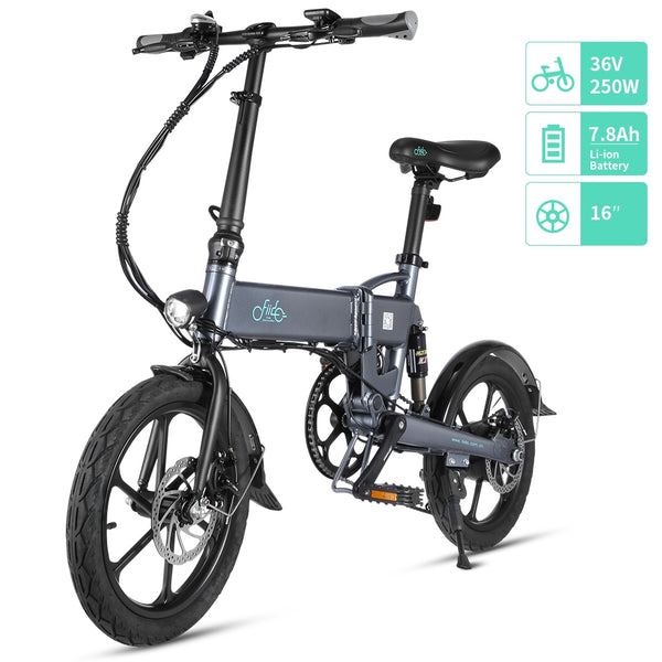 FIIDO D2S Variable Speed Electric Bicycle Bike easy-smart-way.myshopify.com