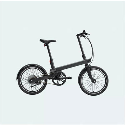 QICYCLE 20inch Electric Ebike 36V Lithium Battery Hidden Frame Maximum Range 40km 25km/h Mobility Electric Bicycle