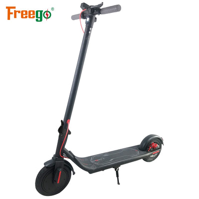 Freego ES-08S V1.9 Motor 350W 8.5inch 2-wheel Electric Scooter with GPS Tracking