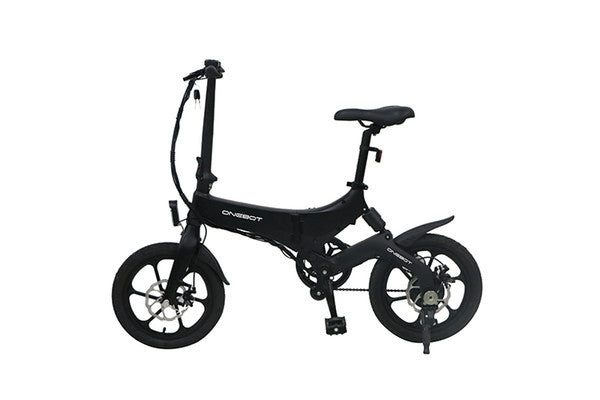 (Presale) ONEBOT S6 Portable Folding Electric Bike 250W Motor Max 25km/h 6.4Ah Battery