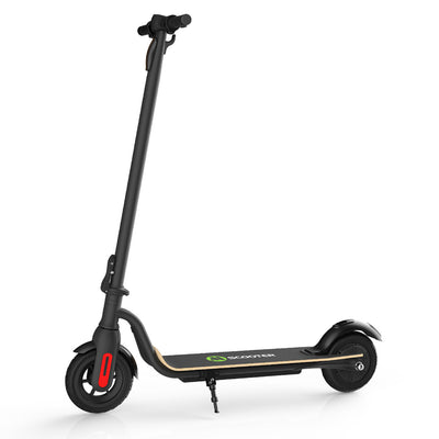 MEGAWHEELS S10 36V 7.5Ah 250W Folding Electric Scooter 8 inch Wheels 3 Speed Modes 25km/h Top Speed 17-22km Mileage Range LED Display Scooter
