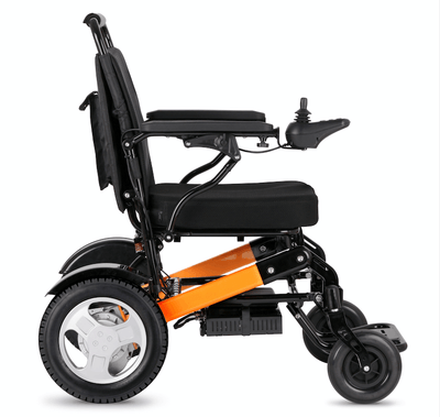 Folding electric wheelchair electric wheelchair for disabled electric wheelchair for elderly