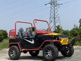 Newest Professional 350CC 4x4 Dune Buggy 4 Seats