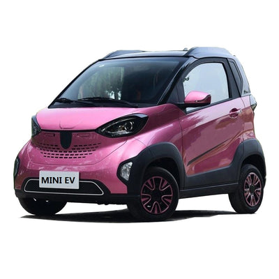 high quality 4 Wheel 2 Seat Electric Car High Speed Electric Car  electric mini car for adult