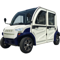 Cheap Price 4 Seater Electric Mini Car for adult use