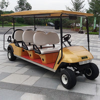electric golf car sightseeing 8 seat