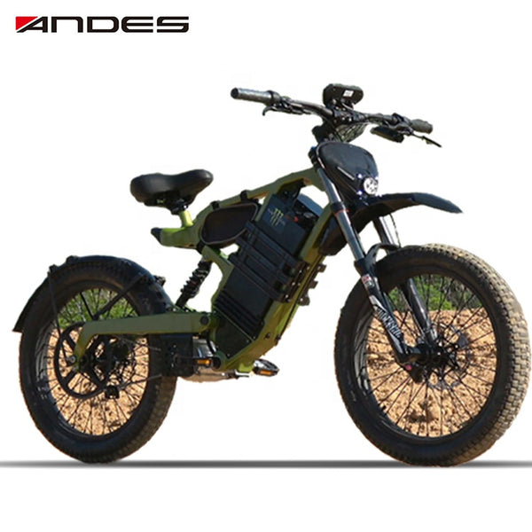 Cross Walker Andes  6000W Off Road Sports Electric Bike Scooter Adult Electric Motorcycle Scooter electric bike 3000w