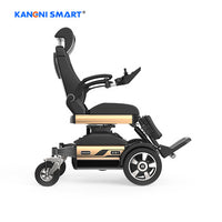 K154N Power Wheelchair with Seat Elevating and Tilt System Can Be Customized to Users Demand