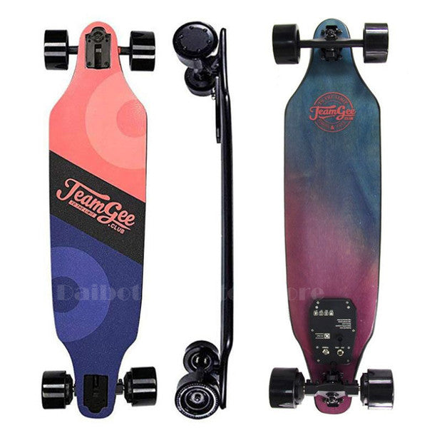 Four Wheels Electric Skateboard 4 Wheels Electric Scooters Dual Hub Motor 480W*2 36V 40KM/H Electric Scooters Adults