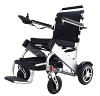 FDA Lightweight Foldable Power Electric Wheelchair D06 Can Be Folded Within 5 Seconds.