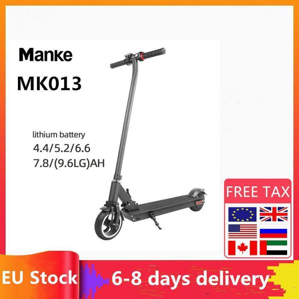 EU STOCK, Free Fast Shipping, deliver 3-5 Days Waterproof Kick Scooter Electric Scooter Adult Scooter Off-road E-scooter MK013
