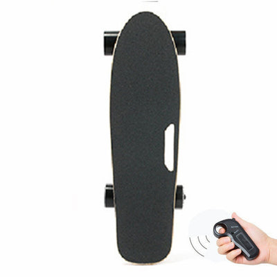 Daibot Child Electric Scooter Four Wheel Electric Scooters 150W Single Motor Portable Wireless Remote Mini Electric Skateboard