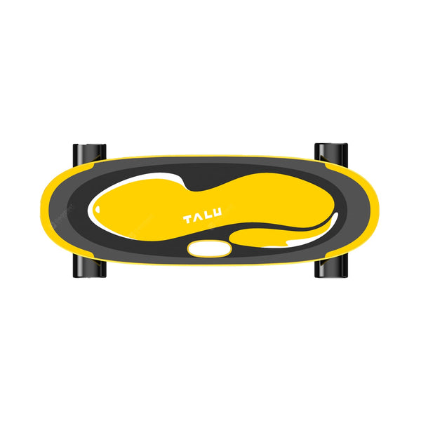 Electric skateboard Self Balancing 4 wheels Skateboard with voice broadcast and music Function Solid Maple Leaf Board Max Speed 15km for Adults Teens