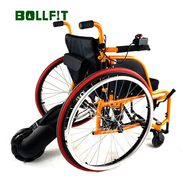 Bollfit Electric 24V 250W  8 Inch Wheelchair Motor Tractor Assistant Assit Wheel Motor for Physibal Disability  Engine Kit easy-smart-way.myshopify.com