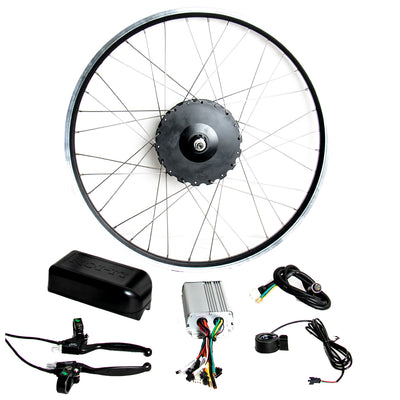 Electric Bike Conversion Kit 48V1000W MAC REAR cassette hub motor E Bike Conversion Kit