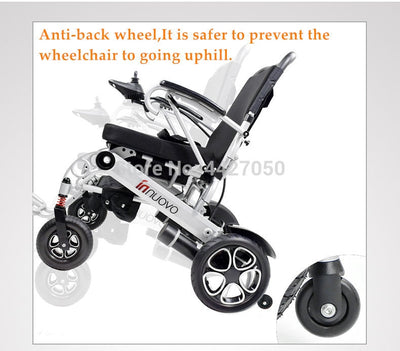 Free shipping  Best selling fashion foldable extra wide seat electric wheelchair