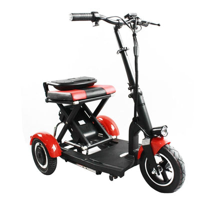 Electric Scooter For Elderly Disabled 3 Wheels Electric E Scooter 300W 36V Foldable Tricycle Scooter Electric