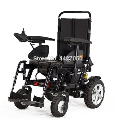 Factory direct mobile toilet intelligent electric wheelchair