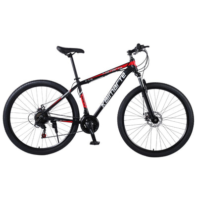 29 inch mountain bike aluminum alloy mountain bicycle 21/24/27 speed student bicycle adult bike light bicycle