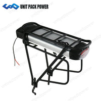 36V 13Ah Rear Rack Battery for Bafang BBS01 500W 350W EBike Battery with Tail Light easy-smart-way.myshopify.com