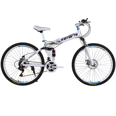 21 speed mountain bike cheap adult spoke wheel  mountain bicycle folding mountain bike 24/26 inch bicycle