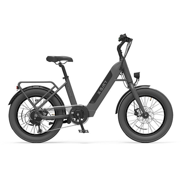 20Inch fat eibke 36V lihium battery 350w motor Wide tire scooter commuter ebike disc brake variable speed city electric bicycle