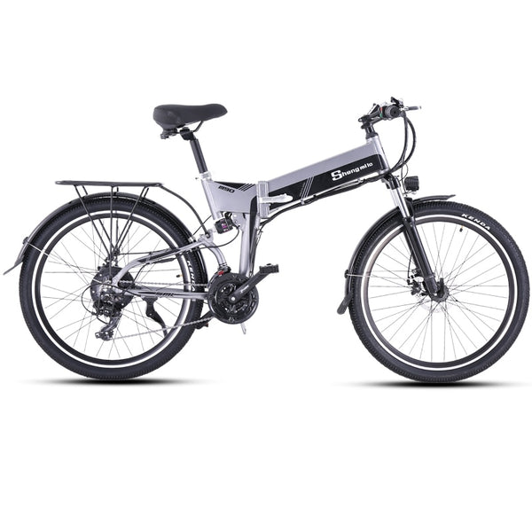 Shengmilo M90  Electric bike 48V500W electric mountain bike 48V12.8AH lithium battery ebike electric bicycle
