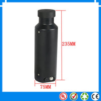 EU US No tax 10S2P New 36V 5.2ah 5.8ah 6.4ah 7ah Bottle Battery rechargeable 36volt Battery for Escooter with BMS and charger easy-smart-way.myshopify.com