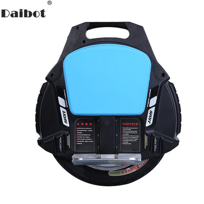 Daibot One Wheel Electric Unicycle Scooter Self Balancing Scooters With Bluetooth Speaker 500W 60V  Electric Scooter For Adults