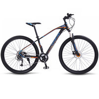 wolf's fang Bicycle Mountain bike 27speed 29 Inch Aluminum Alloy Road Bikes mtb bmx bicycles Dual disc brakes of Free shipping easy-smart-way.myshopify.com