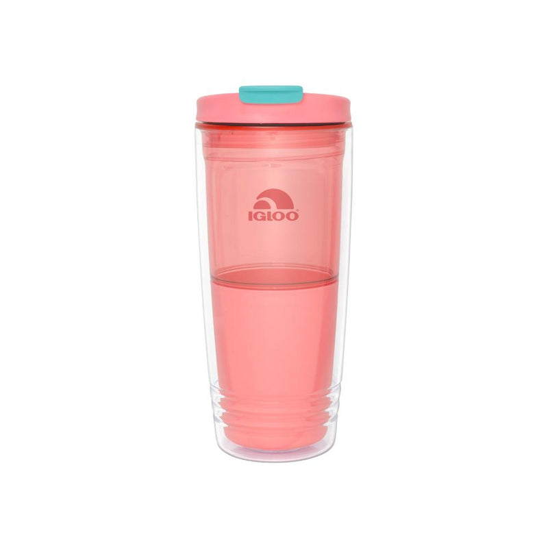 Vaso Unicolor Coral 22 oz Igloo '00070072