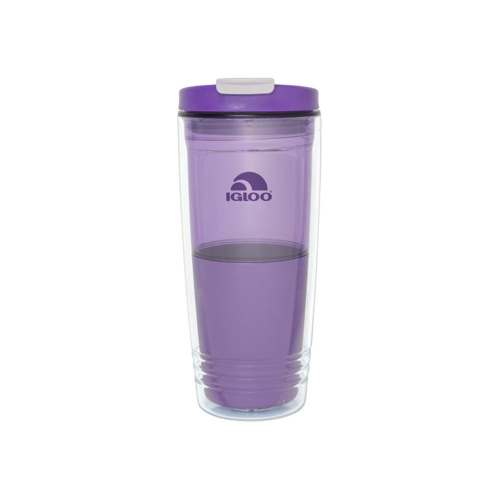 Vaso Unicolor Morado 22 oz Igloo '00070074
