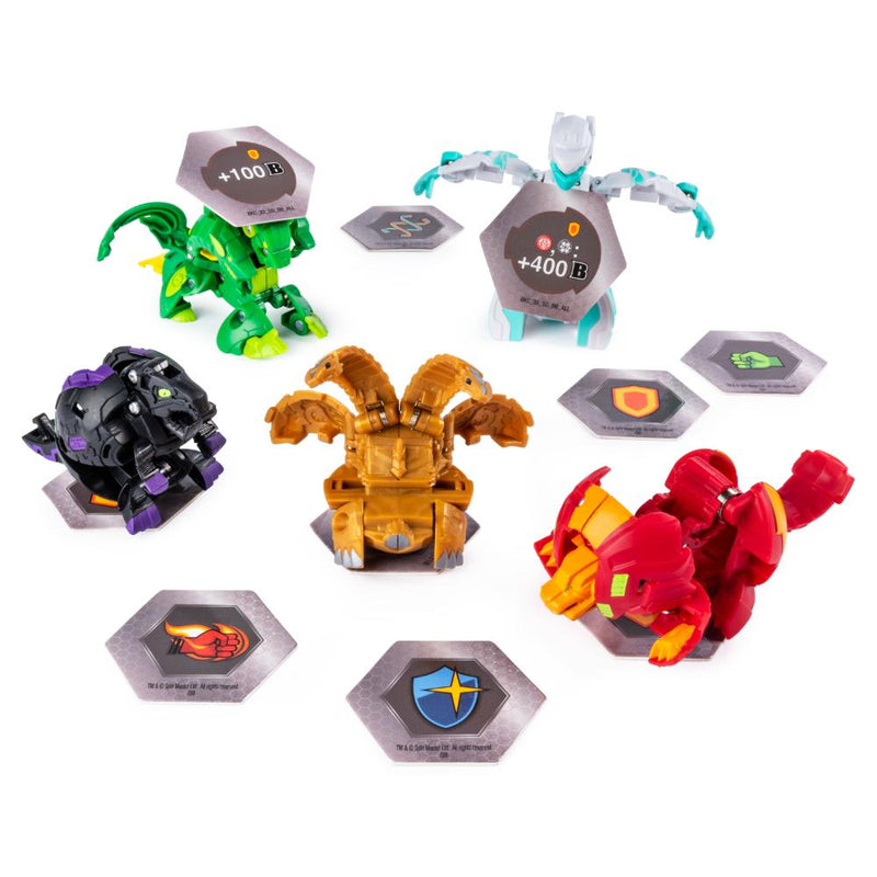 Bakugan Set De Batalla
