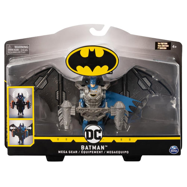 "Batman Figura De Lujo 4"" Transformable"