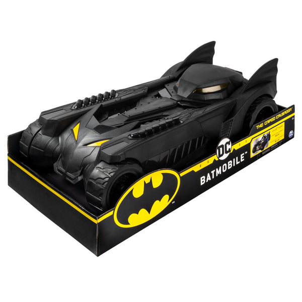 "Batman Batimóvil Intl. (Escala Figura 12"")"