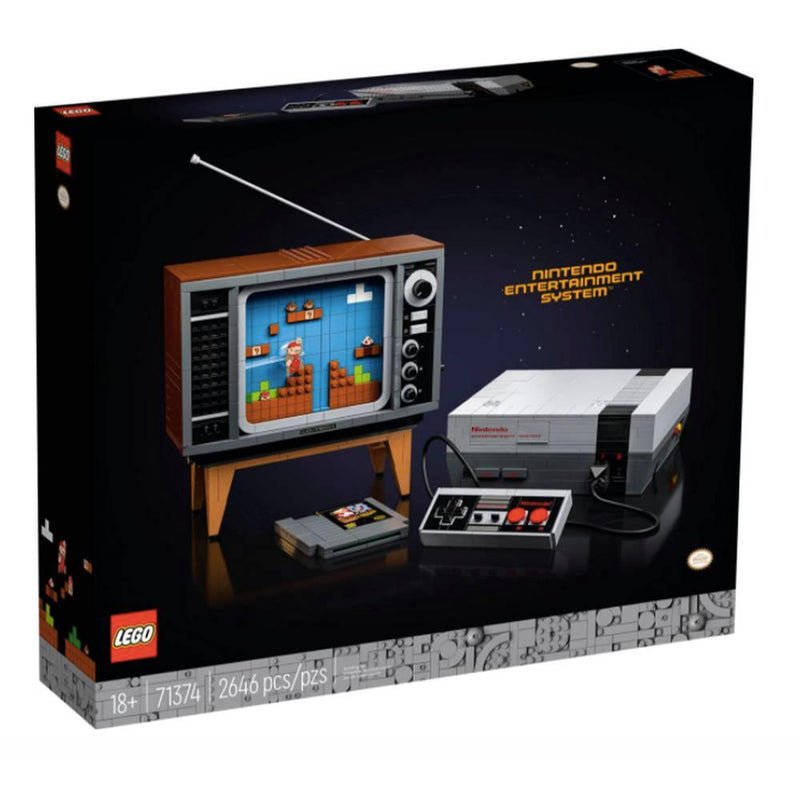Consola Nintendo Entertainment System™