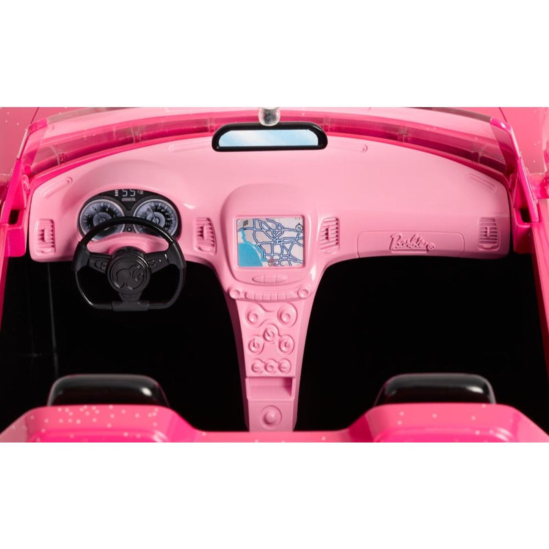 Barbie Auto Convertible Glam