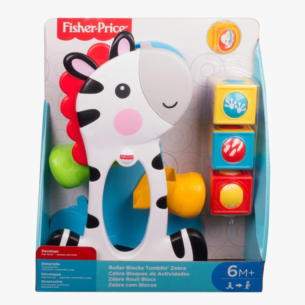 Fisher Price Cebra Bloques