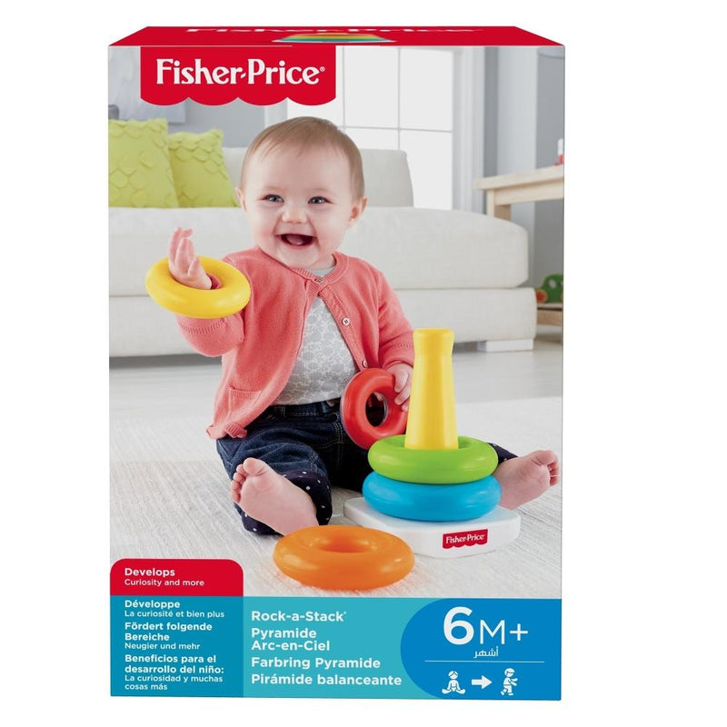 Fisher Price Pila De Aritos