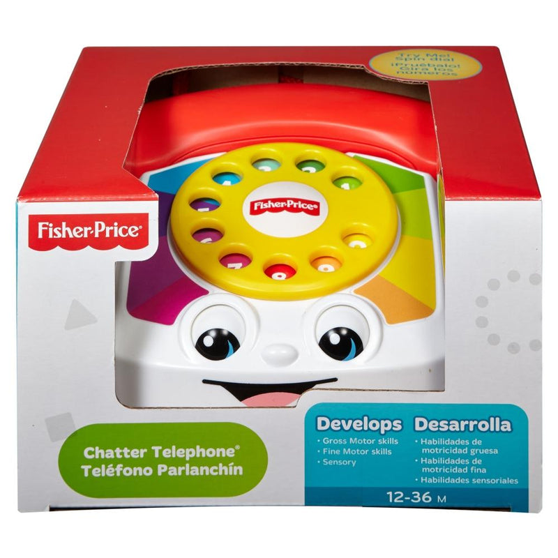 Fisher Price Telefono Parlanchin